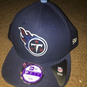 NFL Tennessee Titans Youth new era snapback